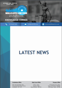 Knowledge Corner - October 2020 - Issue 04