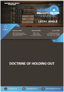 Legal Angle - November 2020 - Issue 04