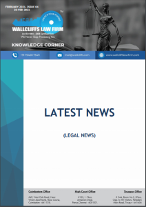 Knowledge Corner - February 2021 - Issue 04
